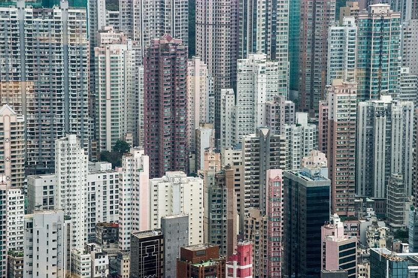 香港樓市正重回巔峰